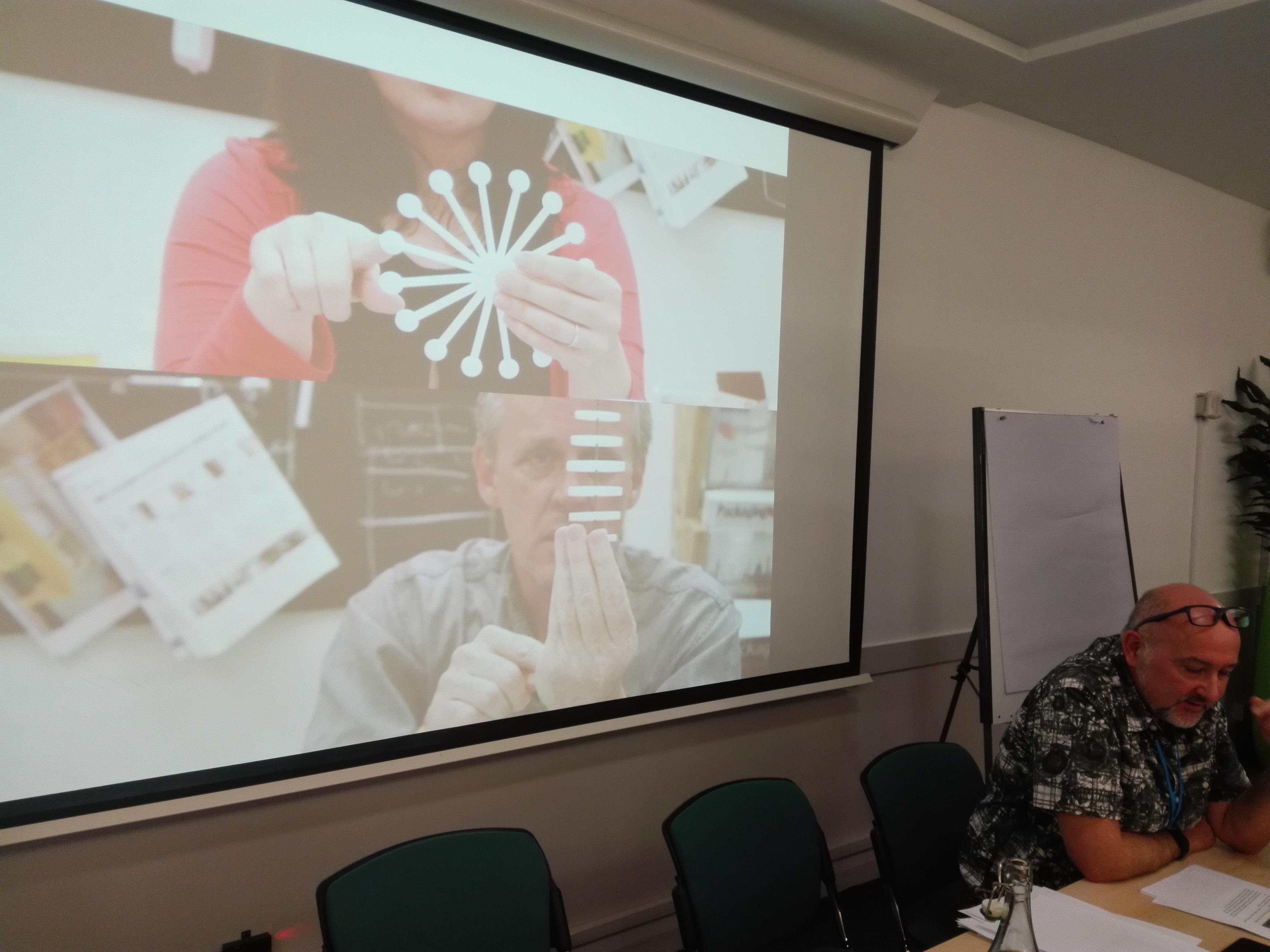 Ian Gwilt presentation