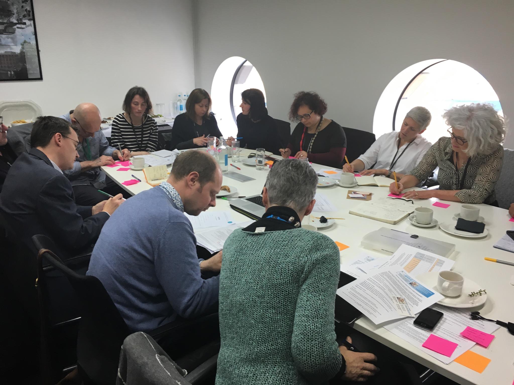 workshop at links meeting