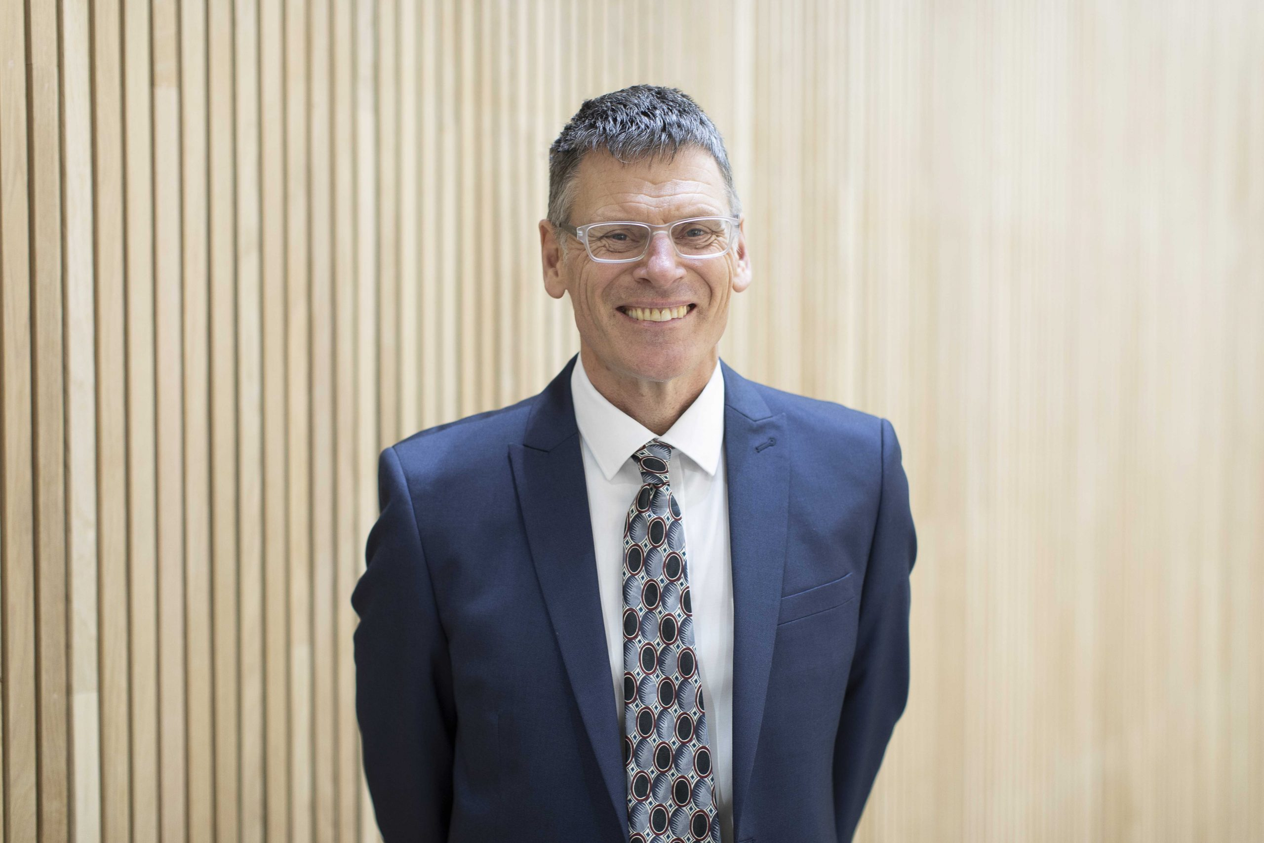 Professor Paul Gough