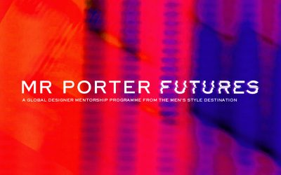 MR PORTER FUTURES: A global menswear designer mentorship programme