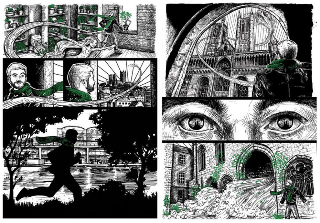 Ashton Hinton BA Illustration